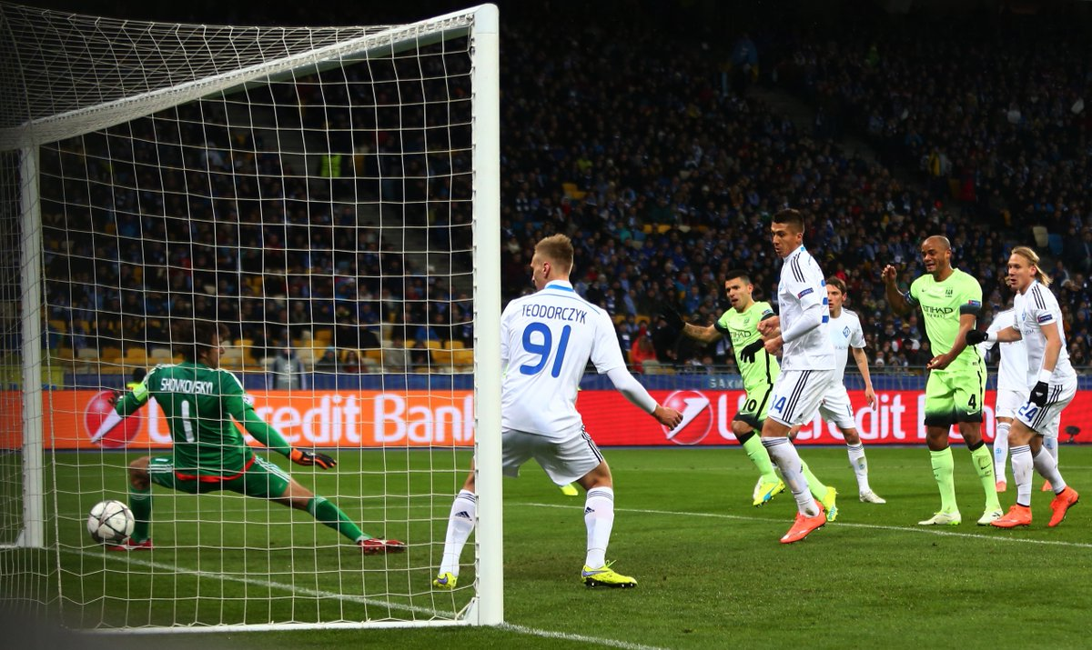 DinamoKiev Manchester City
