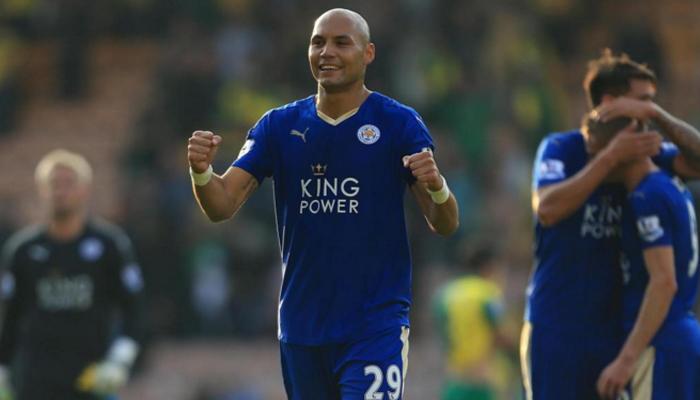 Yohan Benalouane, Fiorentina - Fonte account twitter ufficiale Leicester