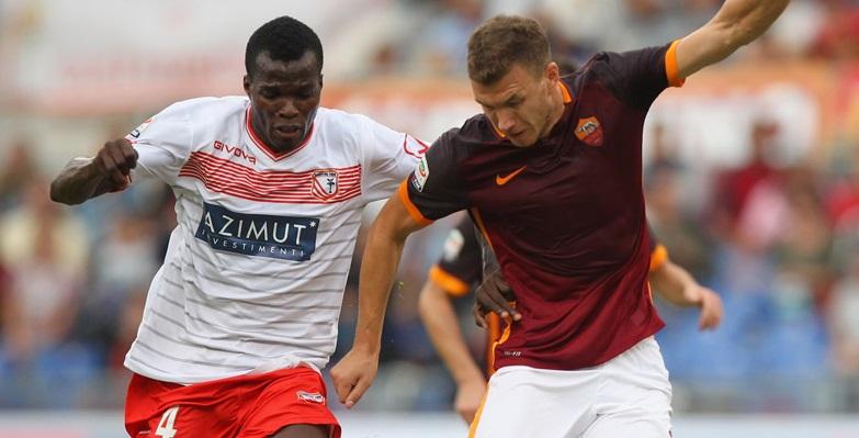 Carpi-Roma, le formazioni ufficiali del match