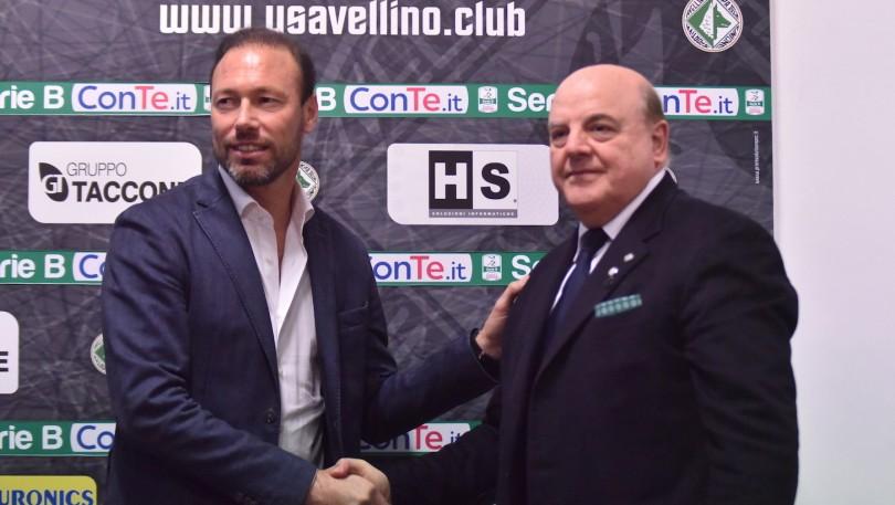 Marcolin allenatore avellino