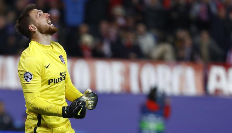 Jan Oblak portiere Atletico Madrid