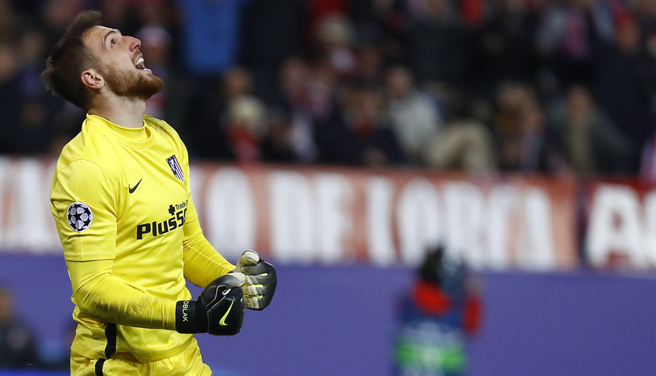 Jan Oblak portiere Atletico Madrid