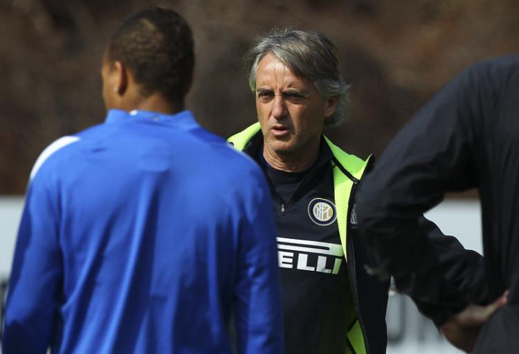 Roberto Mancini allenatore Inter