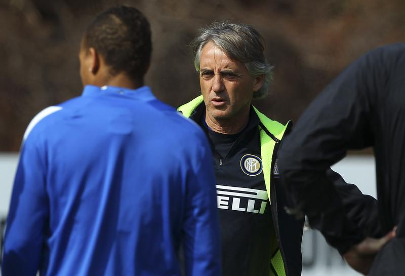 """Mancini può """"tradire"""" l'Inter: """"Sono un professionista"""""""