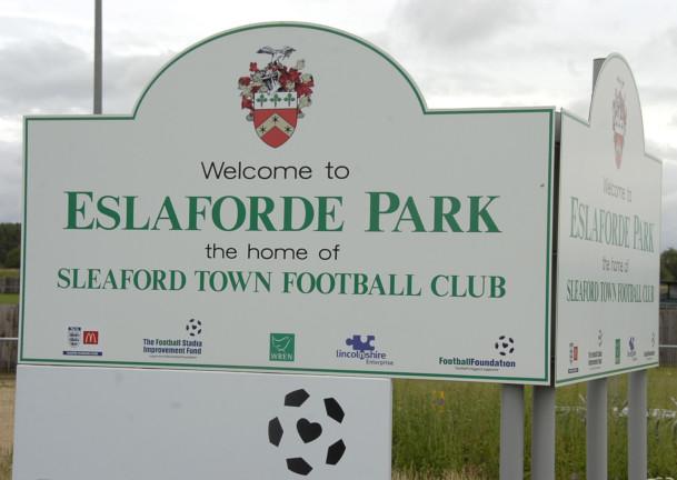 Sleaford Town home