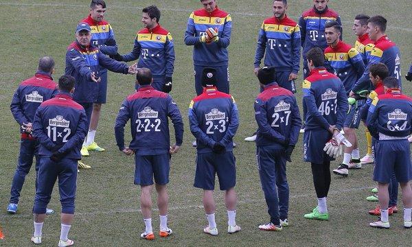 Nazionale Romania numeri maglia Fonte: Twitter @gartWSmith
