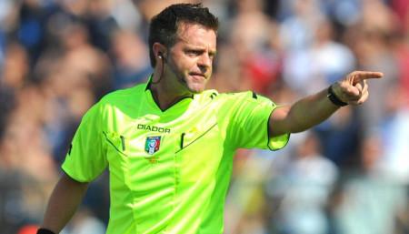 Nicola Rizzoli arbitro