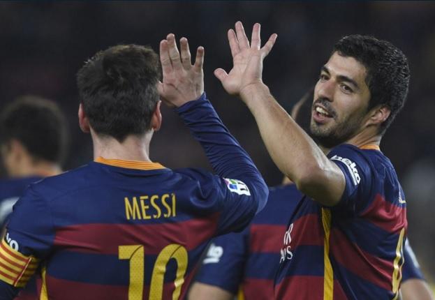 Deportivo-Barcellona 0-8: Suarez show, il Barca riparte