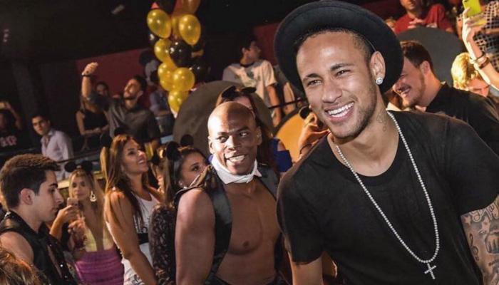 Neymar Jr - Foto profilo ufficiale Twitter Neymar