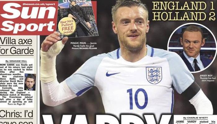 Vardy Sun Sport - Fonte Sun Sport ufficiale