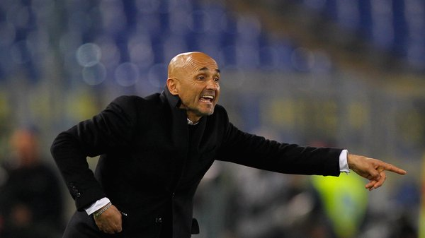 Luciano Spalletti indicazioni panchina