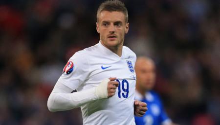 Jamie Vardy - Fonte Leicester Twitter