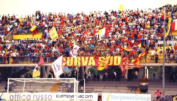 Benevento, i festeggiamenti - Fonte Twitter Benevento Calcio