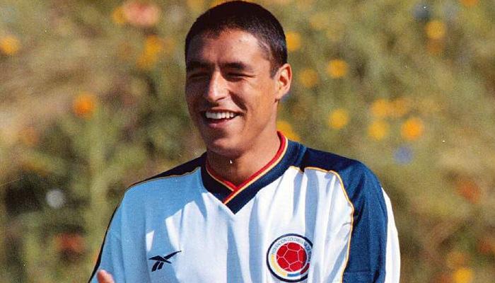 Ivan Ramiro Cordoba, Colombia - Fonte account Twitter ufficiale Cordoba