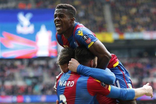 Crystal Palace goal