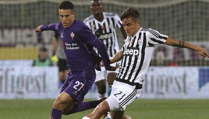 Fiorentina-Juventus, Serie A 2015/16
