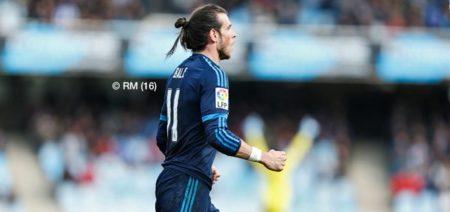 Gareth Bale, autore del gol vittoria sulla Real Sociedad. Fonte Account Twitter @realmadrid