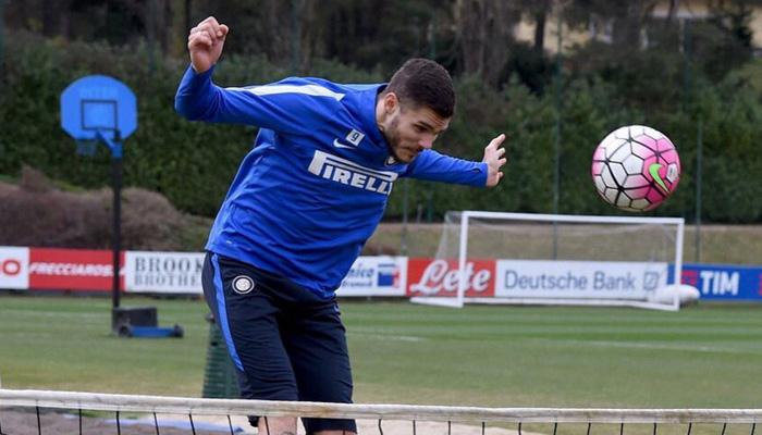 Mauro Icardi Inter - Fonte Twitter ufficiale Mauro Icardi
