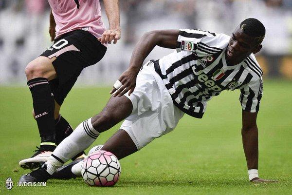 Juventus-Palermo 4-0, bianconeri in goleada