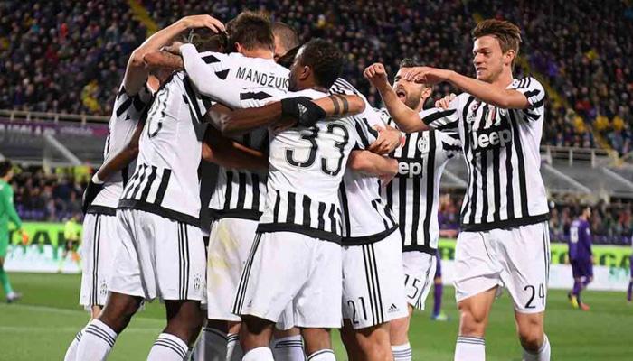 Fiorentina-Juventus - Fonte Account Twitter ufficiale Juventus