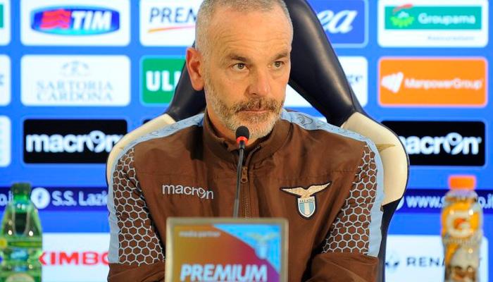 Stefano Pioli Lazio - Fonte Twitter ufficiale Lazio