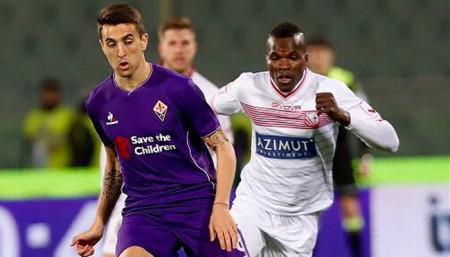 Matias Vecino, Fiorentina - Fonte Twitter account ufficiale Vecino