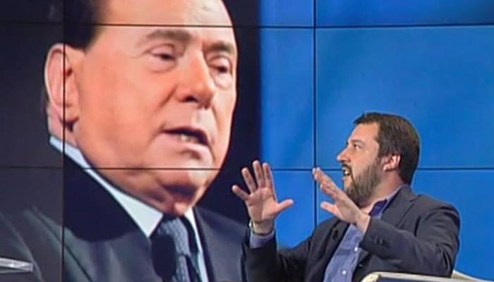 Matteo Salvini, Lega Nord - Fonte Twitter account ufficiale Matteo Salvini