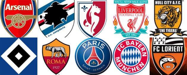 i dieci stemmi pi brutti nel mondo del calcio contrataque