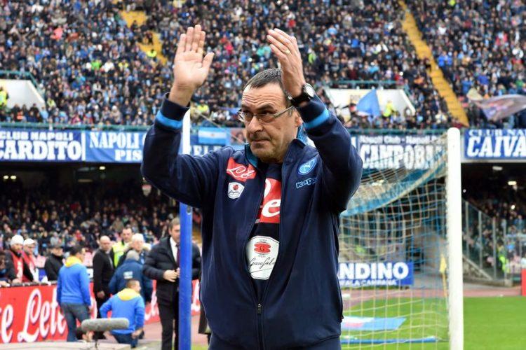 Maurizio Sarri, fonte foto: www.sscnapoli.it