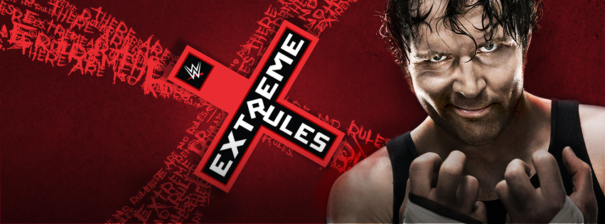 La locandina di Extreme Rules - FOTO: wwe.com