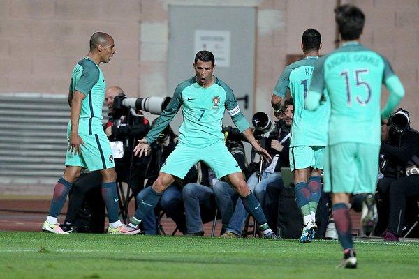 Cristiano Ronaldo Portogallo