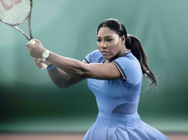 Serena Williams - FOTO: account ufficiale Twitter Serena Williams