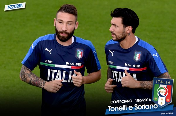 Tonelli Soriano Italia