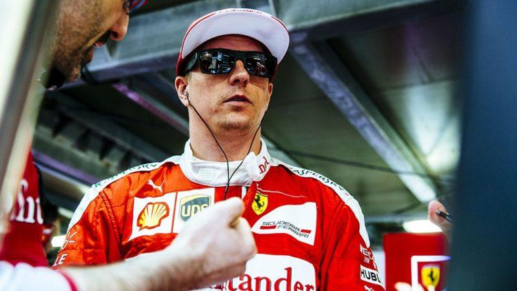 Kimi Raikkonen - Fonte: Ferrari.com