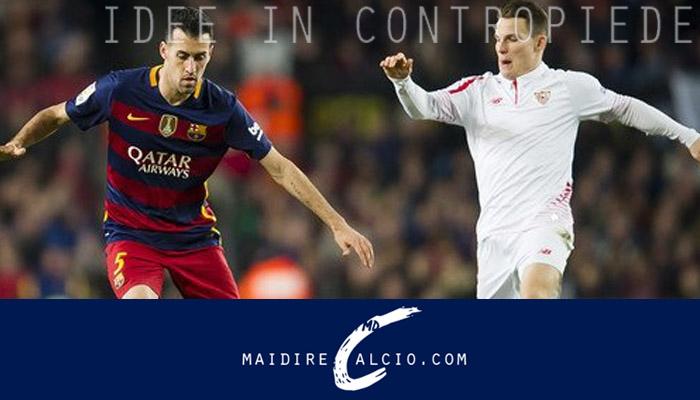 Barcellona-Siviglia - Coppa del Re