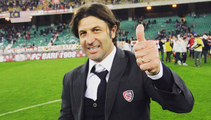 Massimo rastelli, Cagliari - Fonte account Twitter ufficiale Cagliari
