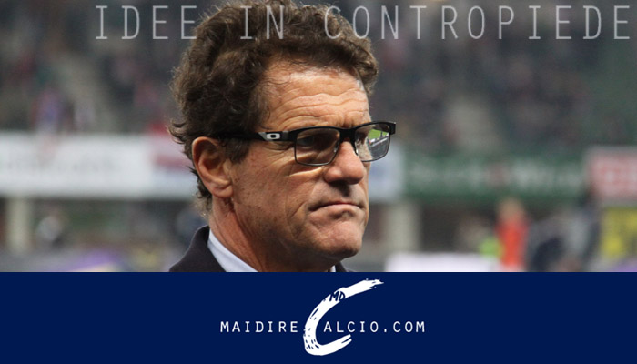 Fabio Capello presente alla kermesse Football Leader