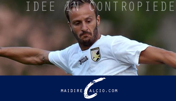 Alberto Gilardino, Palermo - Serie A