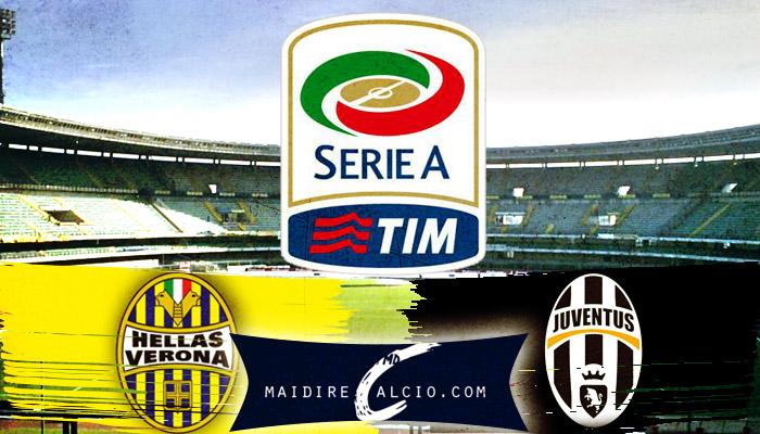 Hellas Verona-Juventus, le formazioni ufficiali 37° giornata di Serie A