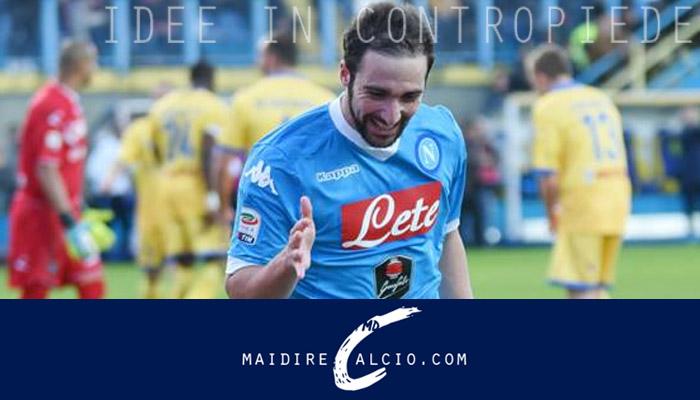 Gonzalo Higuain, Napoli - Tutti i voti 10 della Gazzetta dello Sport