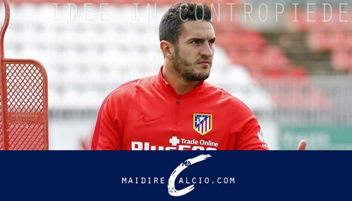 Jorge Resurrección Merodio meglio comosciuto come Koke, Atletico Madrid