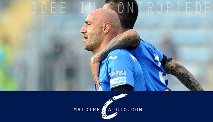 Massimo Maccarone, Empoli - 13 gol in Serie A 2015/16