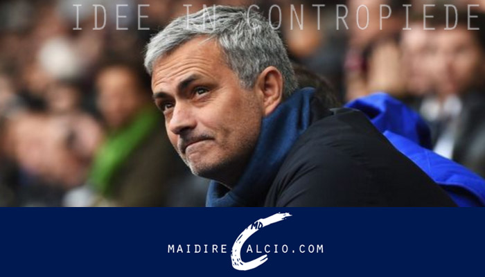 Josè Mourinho, Manchester United
