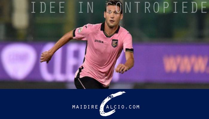 El Mudo Franco Vazquez, Palermo Serie A