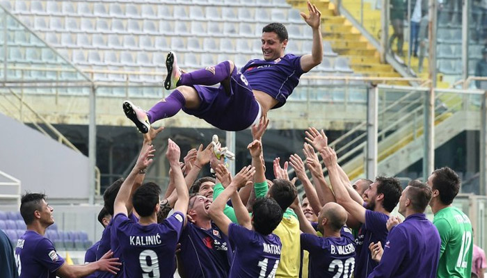 Manuel Pasqual, Fiorentina - Fonte account ufficiale ACF Fiorentina