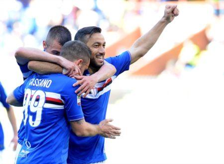 Fonte: Sito ufficiale Sampdoria.it
