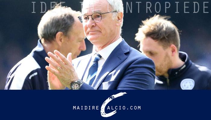 Claudio Ranieri, Leicester