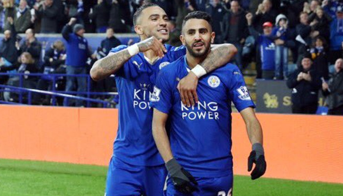 Danny Simpson, Leicester - Fonte account Twiter ufficiale Simpson