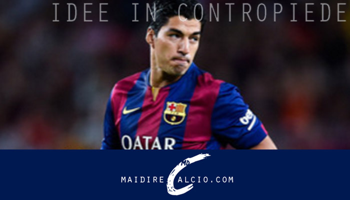 Luis Suarez, Barcellona nella Top8 di Fox Sports