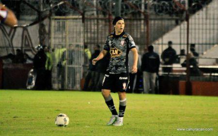 "Patricio ""Pato"" Toranzo. Fonte - Account Twittter @CAHuracan"